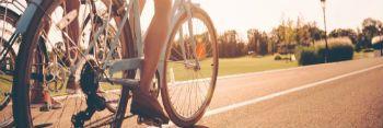 Accidentes entre dos ciclistas