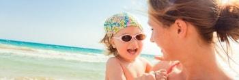 Proteger bebes del calor