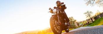 Como circular en moto