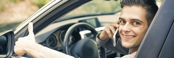 Carnet conducir provisional