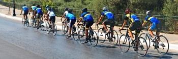 Accidentes entre ciclistas