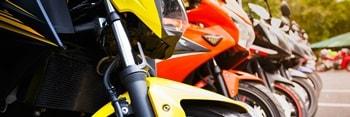 Rodaje de moto