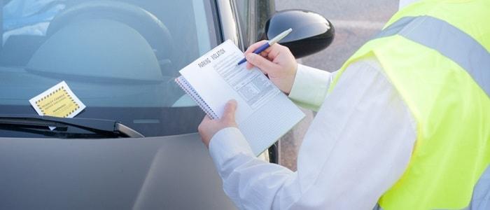 Sanciones por conducir sin carnet