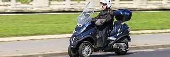 Seguro motos tres ruedas